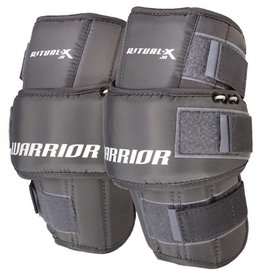 Warrior Hockey Warrior RITUAL X KNEE PAD JR GREY OSZ