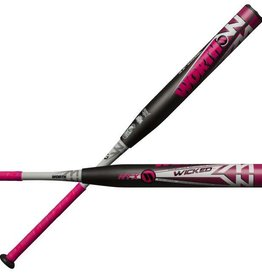 "Worth 2019 WORTH WICKED NYX 13.5"" XL SOFTBALL BAT USSSA"