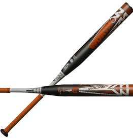 "Worth 2019 WORTH WICKED 13.5"" RH XL SOFTBALL BAT USSSA"