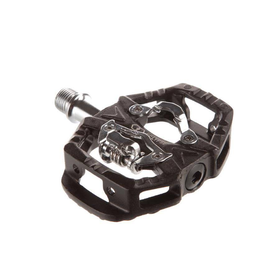 Eclypse Eclypse, Switch XC, Pedals, Body: Alloy, Spindle: Cr-Mo, 9/16'', Black, Pair