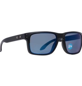 Oakley OAKLEY HOLBROOK - FLAT BLACK W/ ICE IRIDIUM POLARIZED LIFESTYLE