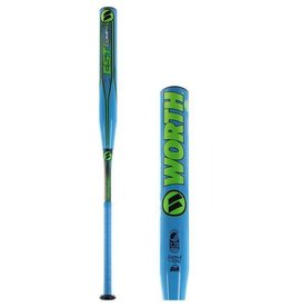 Worth *PROMO* 2017 WORTH EST COMP XL 26OZ SLOPITCH SOFTBALL BAT