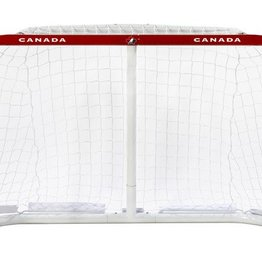 "Team Canada TEAM CANADA 36"" MINI-NET WITH 2 PVC BALLS & QUICK MESH"