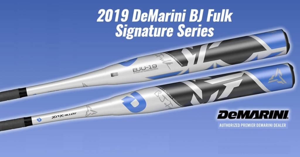 DeMarini 2019 DEMARINI BJ FULK SIGNATURE SOFTBALL BAT
