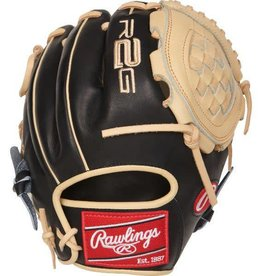 Rawlings Rawlings HOH R2G 10.75 in Glove Black/Camel 10 3/4 RHT
