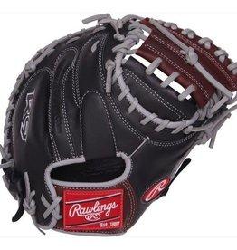 "Rawlings Rawlings R9 32.5"" Catchers Mitt Glove 32.5"