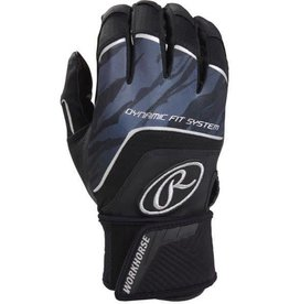 Rawlings 2019 RAWLINGS WORKHORSE BATTING GLOVES