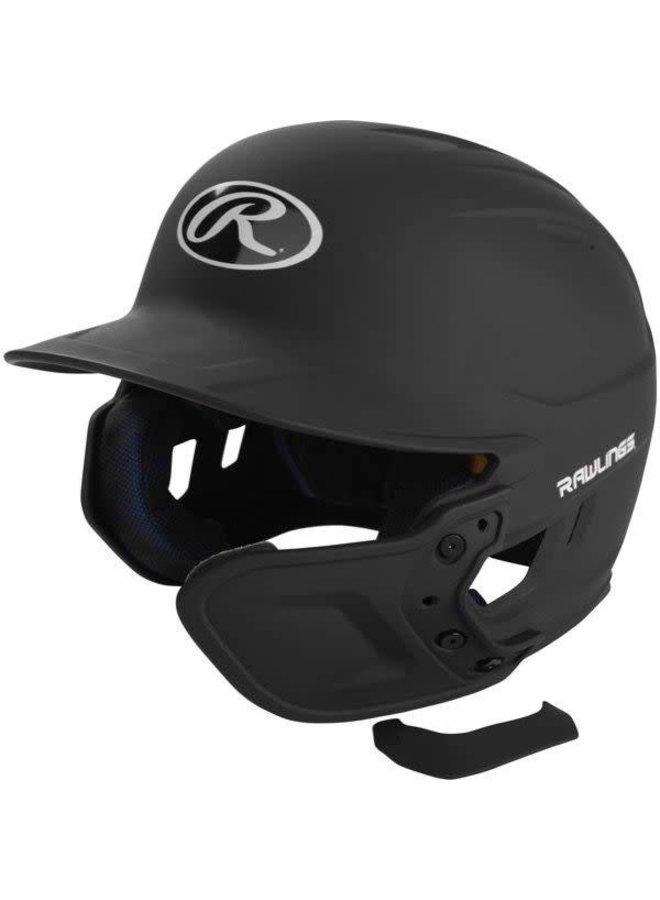 Rawlings Mach Ext Batting Helmet Extension C FLAP
