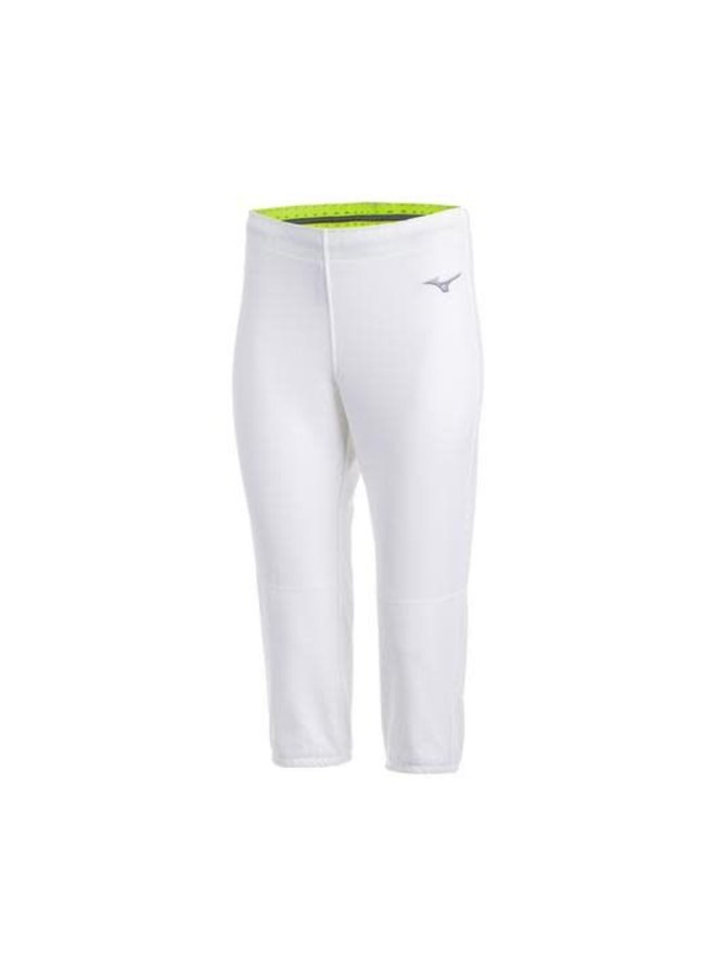 MIZUNO WOMENS STRETCH SB PANT UNBELTED