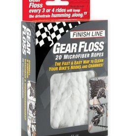 FINISH LINE FINISH LINE GEAR FLOSS PACK OF 20