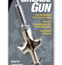FINISH LINE FINISH LINE LONG REACH GREASE GUN (SINGLE UNIT)