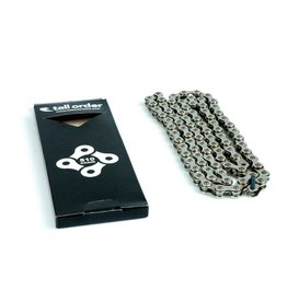 Tall Order TALL ORDER 510 CHAIN WITH HALF LINK SILVER