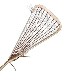 STX TRADITIONAL WOODEN GOALIE STICK SENIOR