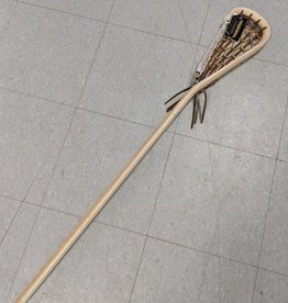 STX TRADITIONAL WOODEN LACROSSE STICK