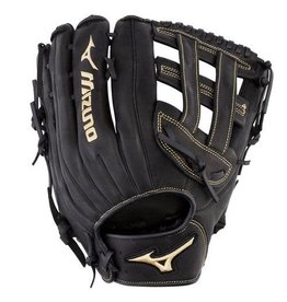 Mizuno 2020 MIZUNO BALL GLOVE MVP SLOWPITCH 13 RHT BLACK
