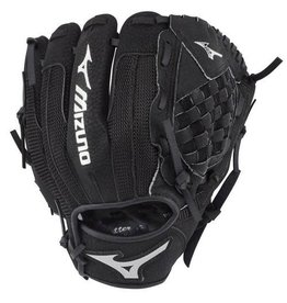 "Mizuno 2019 MIZUNO PROSPECT SERIES POWERCLOSE BASEBALL GLOVE 10"" BLACK"