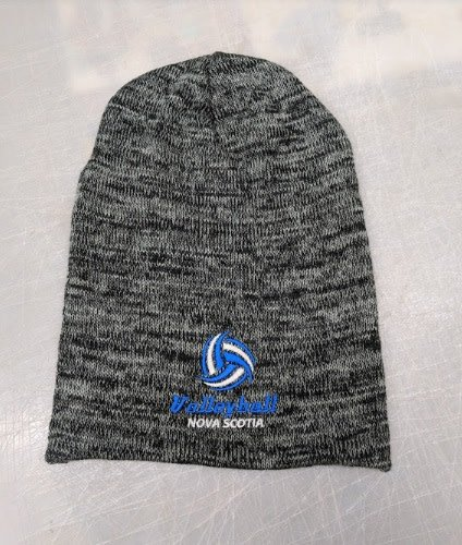 VNS SLOUCH TOQUE HEATHER GREY