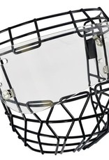 Powertek POWERTEK RINGETTE CAGE/VISOR SHIELD/CAGE COMBO - ADULT