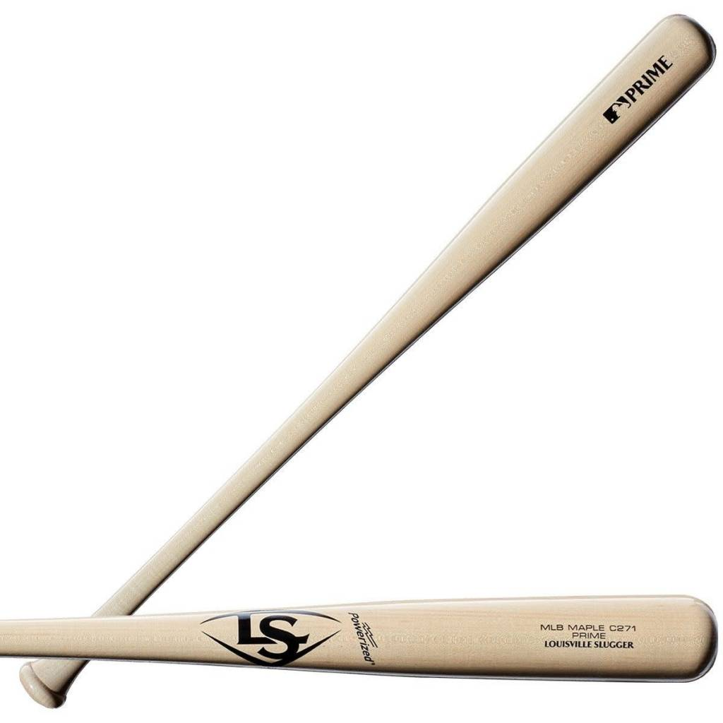 Louisville Slugger 2019 MLB PRIME MAPLE C271 BASEBALL BAT