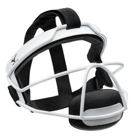 Mizuno MIZUNO WIRE FIELDERS MASK - WHITE - S/M