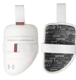 Under Armour UNDER ARMOUR COMMAND PRO BICEP PAD - WHT - SMALL