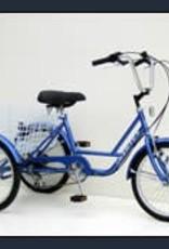 """Genesis Genesis 24"""" Tricycle: 1-Speed Coaster"""