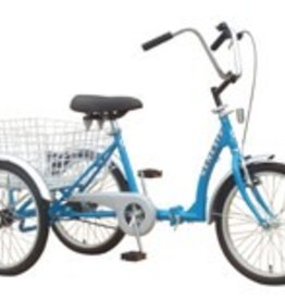 """Genesis 20"""" Folding Tricycle"""