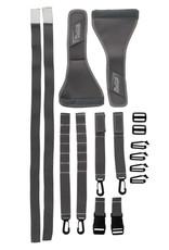 Warrior WARRIOR RITUAL G3 ELASTIC LEG STRAP KIT