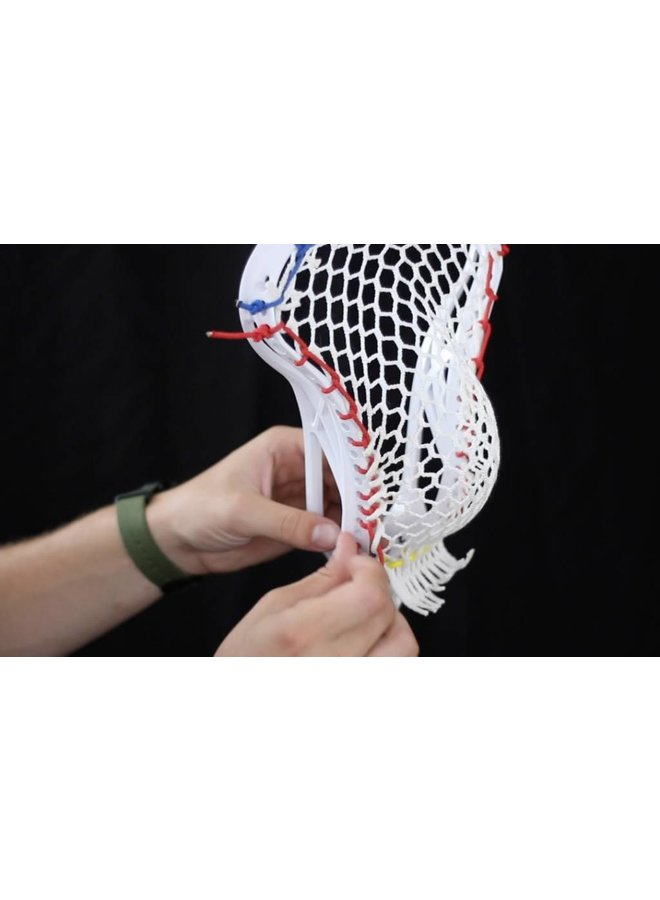 Lacrosse Head Lacing Fee (string kit install)