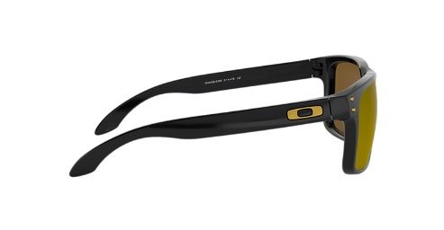 Oakley OAKLEY HOLBROOK - POLISHED BLACK W/ 24K IRIDIUM LIFESTYLE