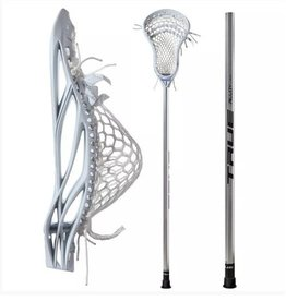 True TRUE FREQUENCY SPEED X ALLOY 2 ATTACK COMPLETE WHITE/SILVER
