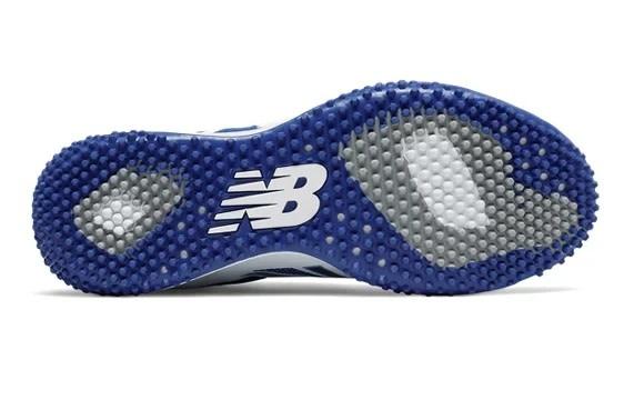 New Balance T4040TB4 Men/'s Baseball Turf Training Shoe Royal Blue//White Trainer