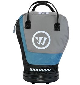 Warrior WARRIOR ROCK SAC BLK/GRY LACROSSE BALL BAG