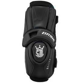 Warrior BRINE KING ELITE ARM GUARD BLACK LARGE