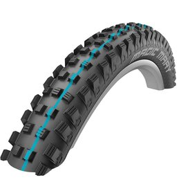 Schwalbe Schwalbe, Magic Mary Addix, Tire, 26''x2.35, Wire, Clincher, Addix, TwinSkin, 20D2TPI, Black