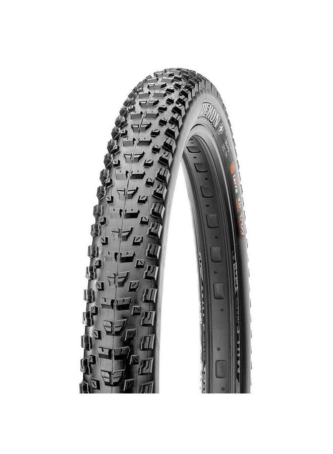 Maxxis, Rekon+, Tire, 27.5''x2.80, Folding, Tubeless Ready, 3C Maxx Terra, EXO, 120TPI, Black