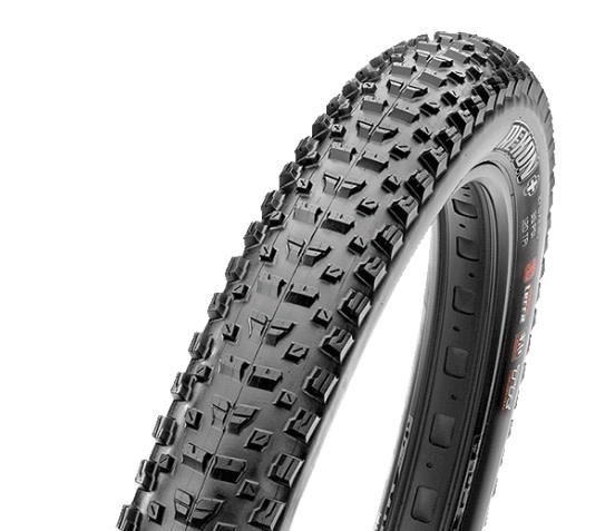 Maxxis Maxxis, Rekon+, Tire, 27.5''x2.80, Folding, Tubeless Ready, 3C Maxx Terra, EXO, 120TPI, Black