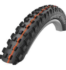 Schwalbe Schwalbe, Magic Mary Addix, Tire, 27.5''x2.80, Folding, Tubeless Ready, Addix Soft, SnakeSkin, 67TPI, Black