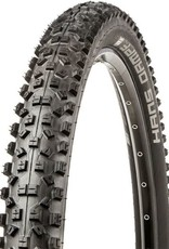 Schwalbe Schwalbe, Hans Dampf, Tire, 27.5x2.35, Folding, Tubeless Ready, Addix Performance, TwinSkin, 67TPI, Black