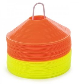 "360 Athletics 360 ATHLETICS 7"" SAUCER CONE PREPACK 50"