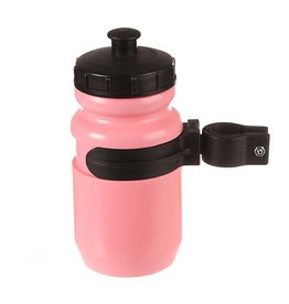 Evo EVO, Tieton, Youth Bottle & Cage, Pink