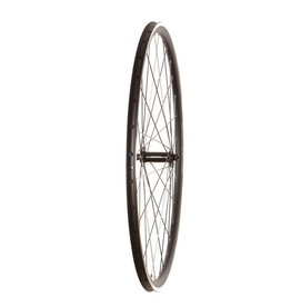 Wheel Shop Wheel Shop, Evo E-Tour 16 Black/ Shimano Sora HB-RS300, Wheel, Front, 700C / 622, Holes: 32, QR, 100mm, Rim