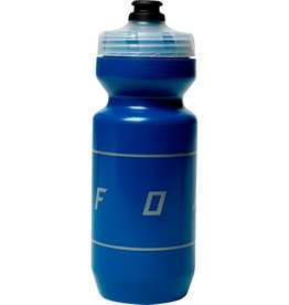 FOX FOX MOTH 22OZ PURIST WATER BOTTLE MIDNIGHT