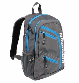 Warrior WARRIOR LACROSSE JET PACK TRIPPER BACKPACK BLUE/GREY