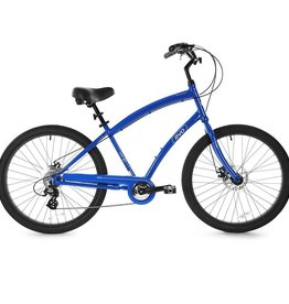 Evo EVO, Seabrook Comfort/Path Bicycle, Brilliant Blue, 18""
