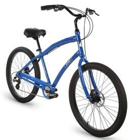 "Evo EVO, Seabrook Comfort/Path Bicycle, Brilliant Blue, 18"""