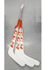 "CCM Hockey CCM GSTK PREMIER II 25"" WHITE/ORANGE"