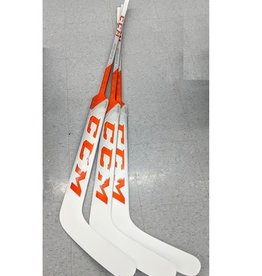 "CCM Hockey CCM GSTK PREMIER II 25"" WHITE/ORANGE"
