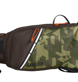 Camelbak CAMELBAK PODIUM FLOW BELT 21OZ CAMELFLAGE/BROWN SEAL