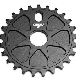 Cinema CINEMA ROCK SPROCKET 25T - Black
